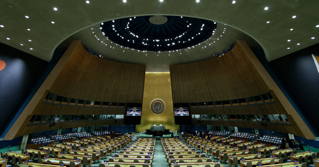 How Covid-19 is Affecting the U.N. General Assembly Meeting