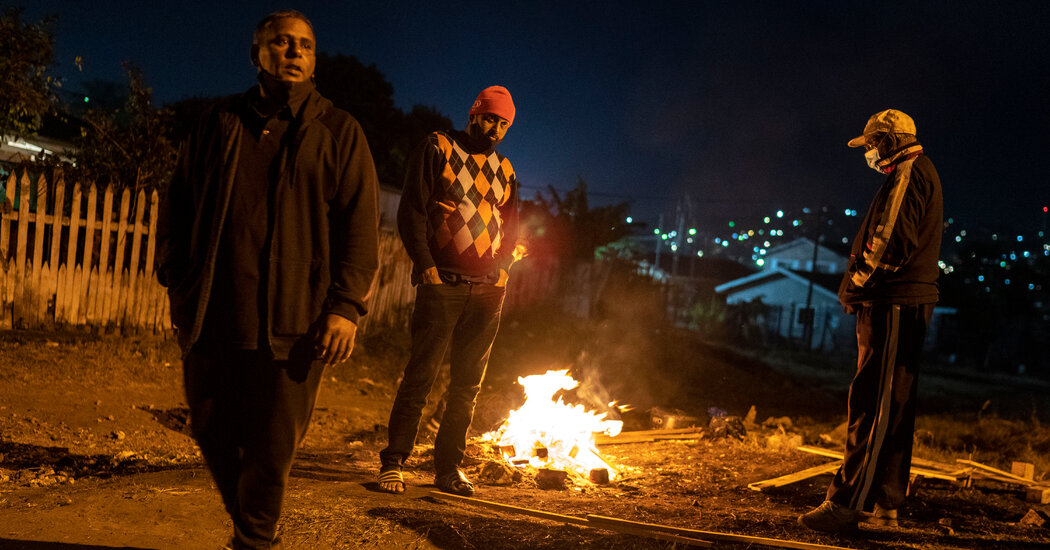 Indian vs. Black: Vigilante Killings Upend a South African Town