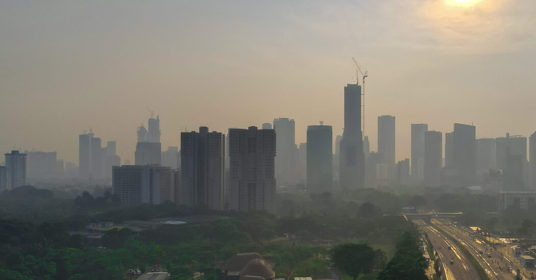 Indonesian President Found to Be Negligent Over Jakarta Pollution