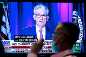 Investors look ahead to rate hikes with Fed tapering plan all but certain