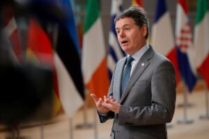 Irish opposition to global tax deal unchanged, watching U.S. closely
