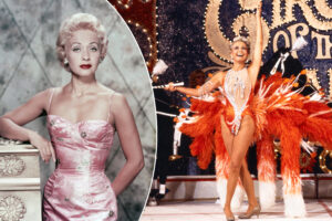 Jane Powell, Hollywood Golden Age star of 'Royal Wedding,' dead at 92