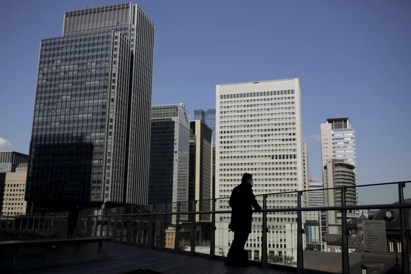 Japan firms see economy recovering to pre-COVID level in FY2022