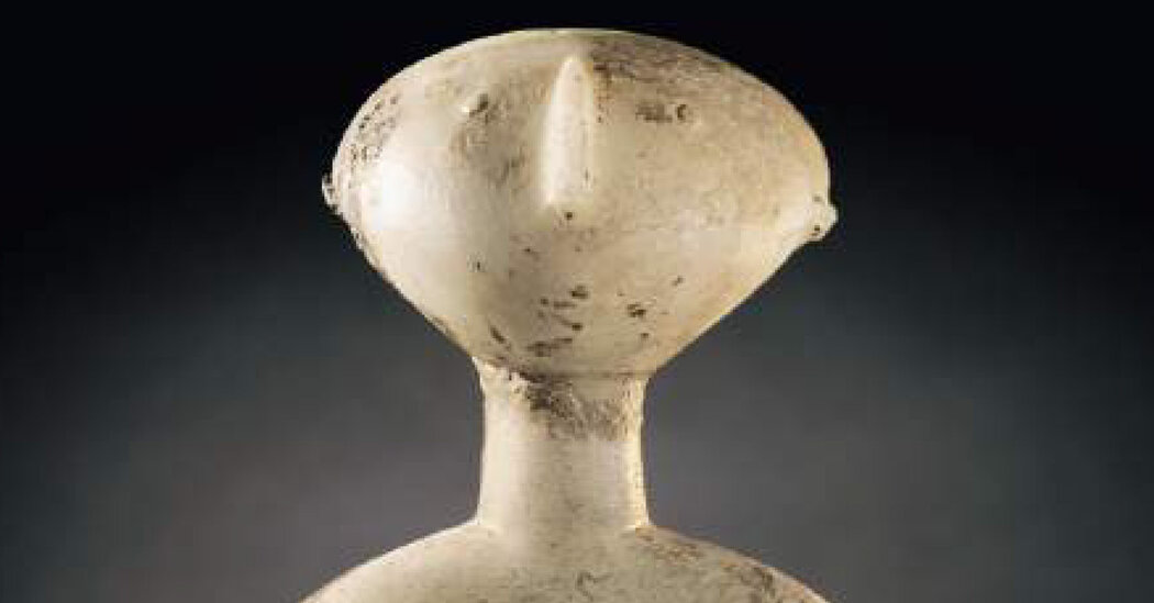 Judge Rejects Turkey's Claim That Ancient Sculpture Was Looted.