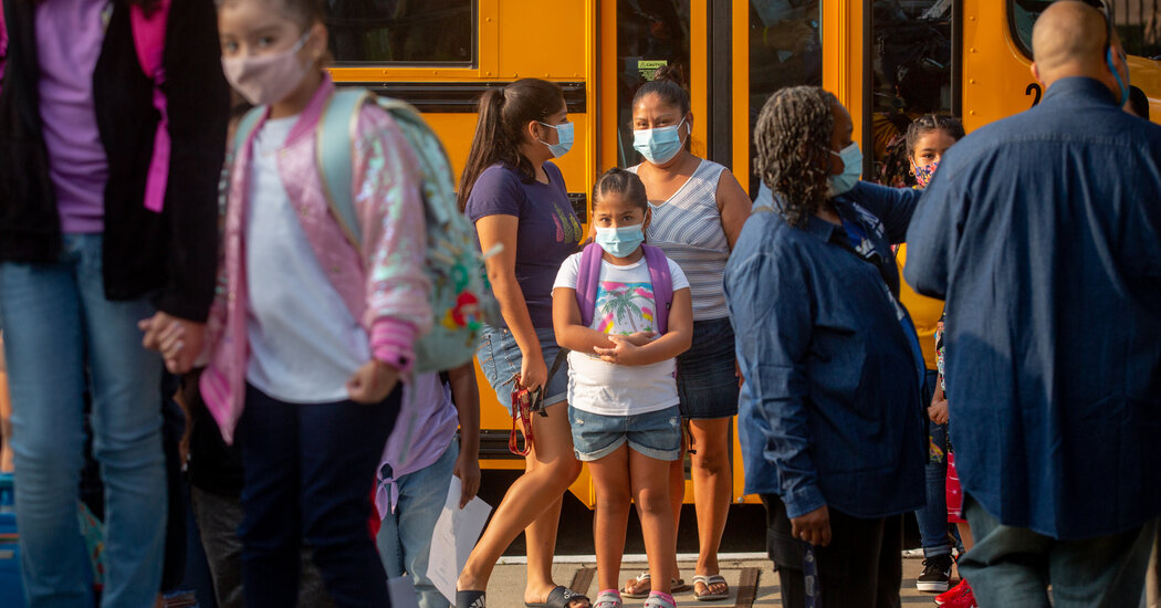 L.A. Poised to Issue Vaccination Mandate for Students
