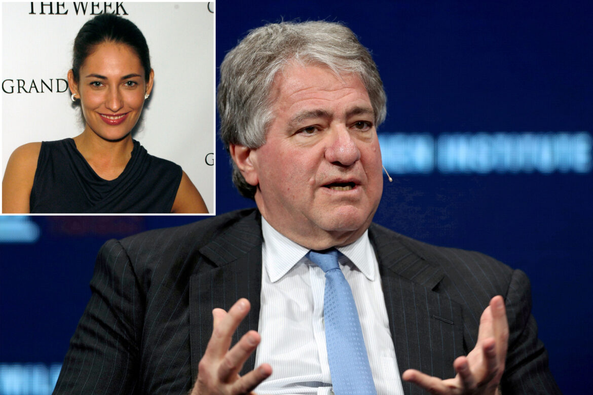 Leon Black won't file countersuit against former Russian model who accused him of rape