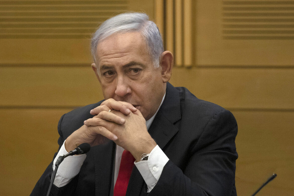 Netanyahu reportedly offered lucrative Oracle board seat by Larry Ellison