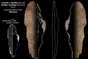 Cave discovery reveals how long people have been wearing clothing