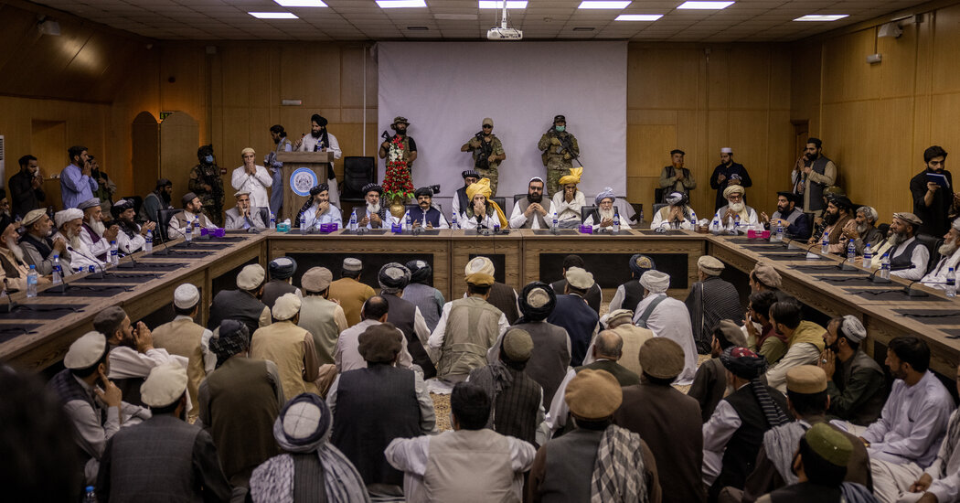 The Leadership of The Taliban, Explained: Who Are They?