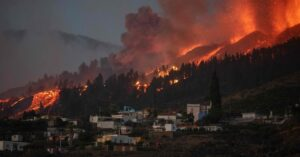Thousands Evacuated as Canary Island Volcano Erupts