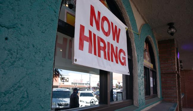 U.S. Job Openings Rose to a Record 10.9 Million in July