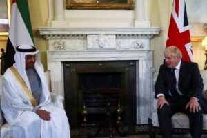 UAE could invest further $1.4 billion in Britain this year, UK trade official says