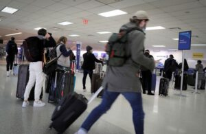 Unruly U.S. airline passenger incidents fall but still too high, regulator says