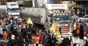 With Fuel from Iran, Hezbollah Steps In Where Lebanon Has Failed