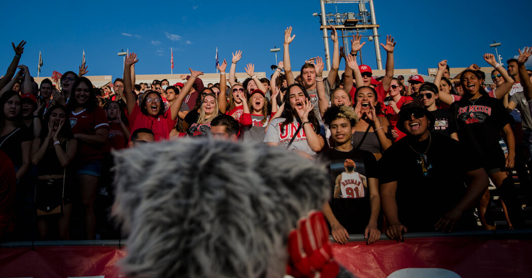 A New Kind of Homecoming All Over College Football