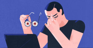 How to Help Relieve Dry Eyes