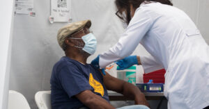3rd Covid Vaccine Shows Side Effects Similar to 2nd Shot, C.D.C. Finds
