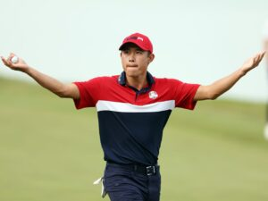 Americans win Ryder Cup in a rout