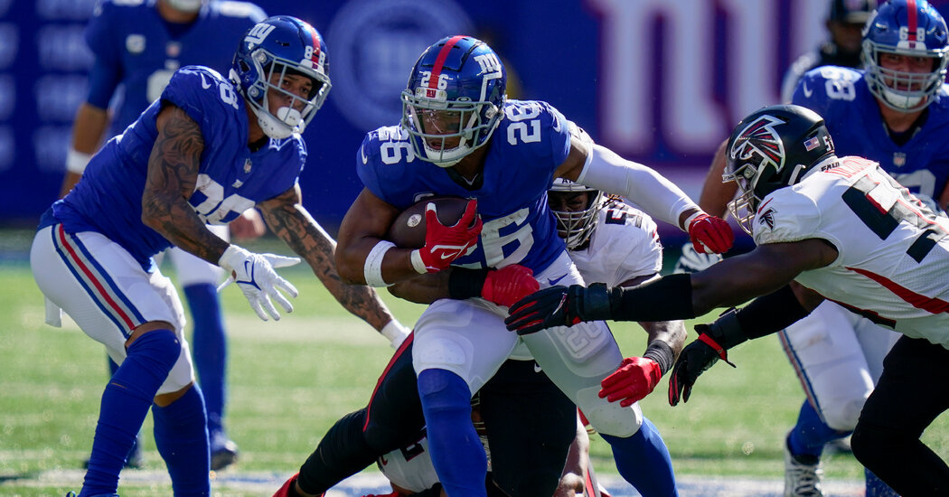 Are the Giants Watchable Yet?