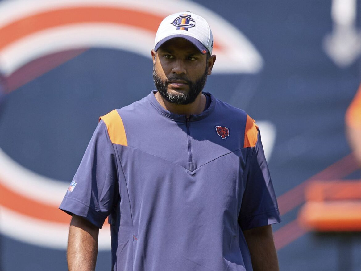 Bears defensive coordinator Sean Desai takes long path to current role