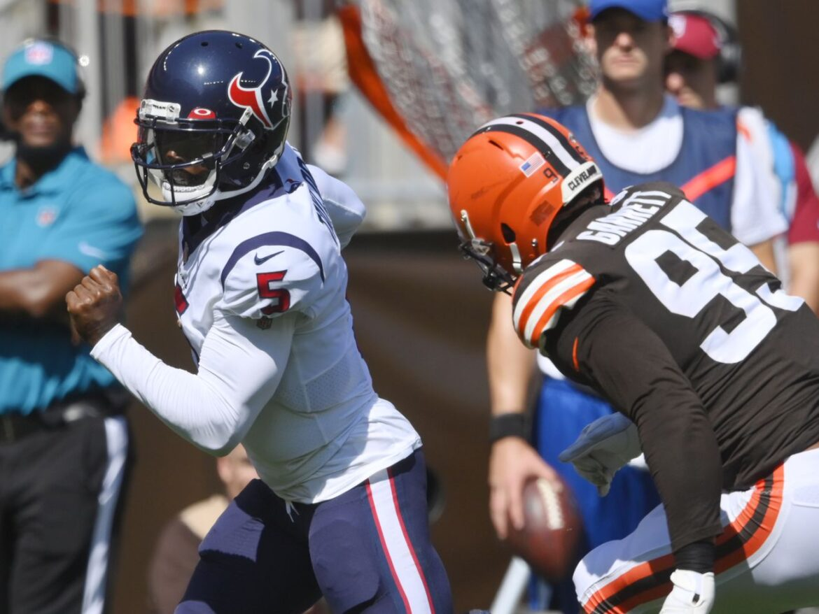 Bears vs. Browns — What to Watch 4