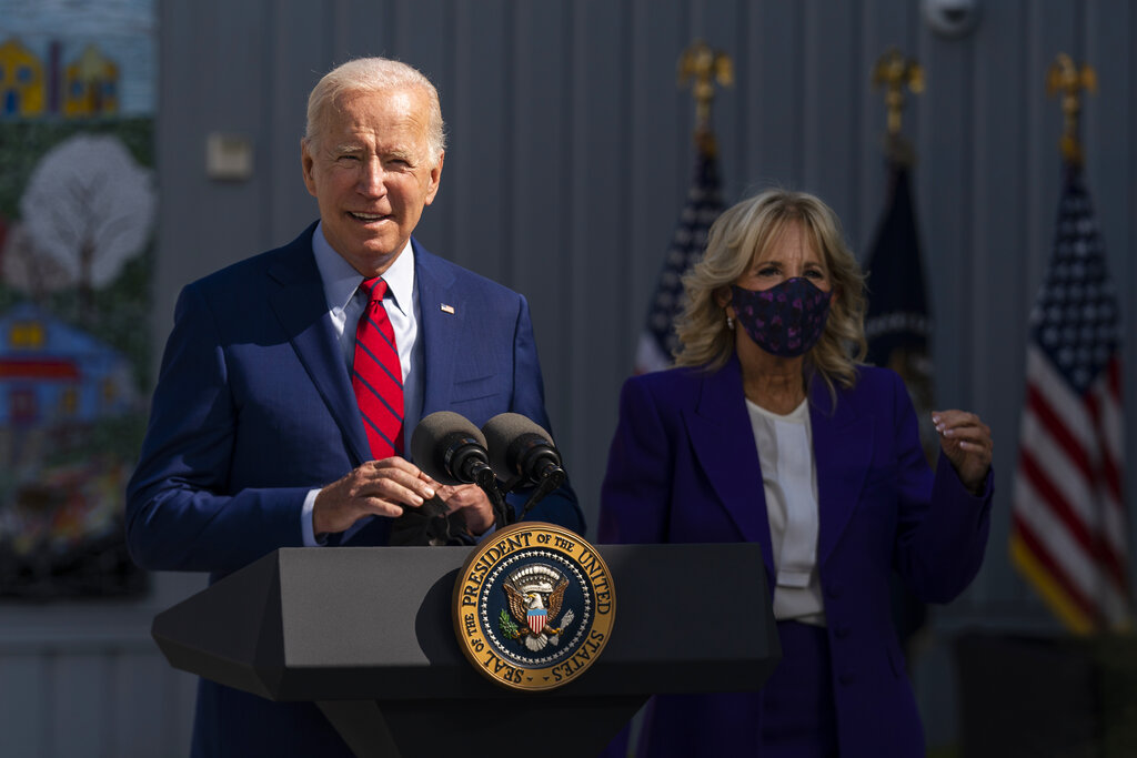 Biden appears to forget Australian prime minister's name