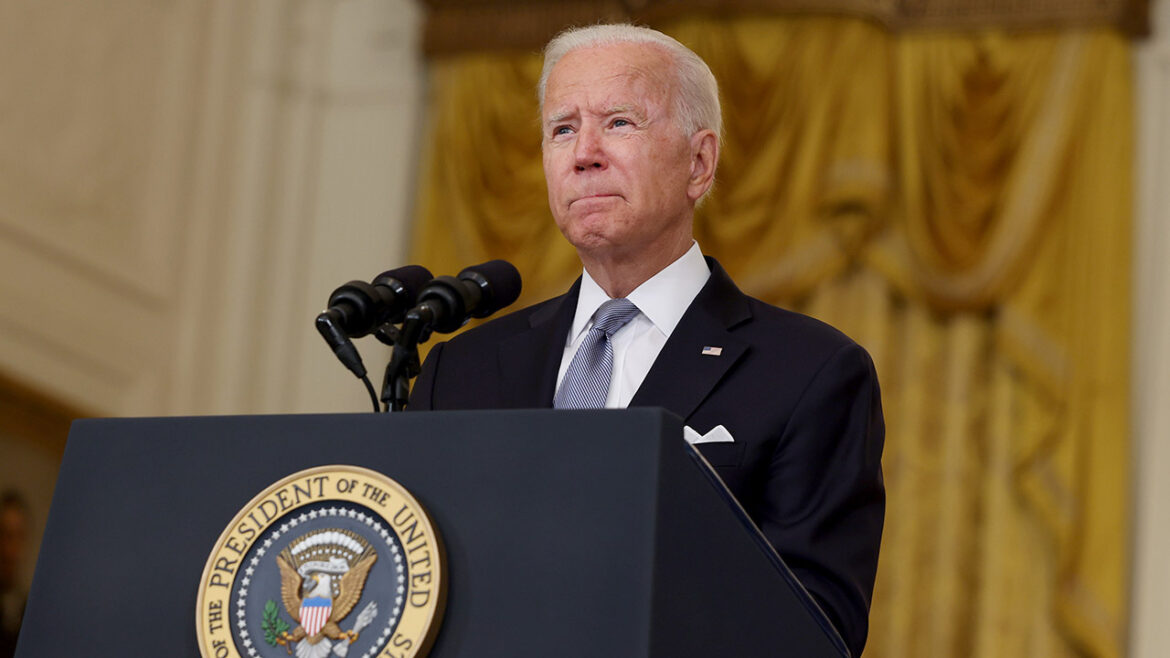 Biden's FAA places temporary ban on drones flying over bridge packed with illegal immigrants