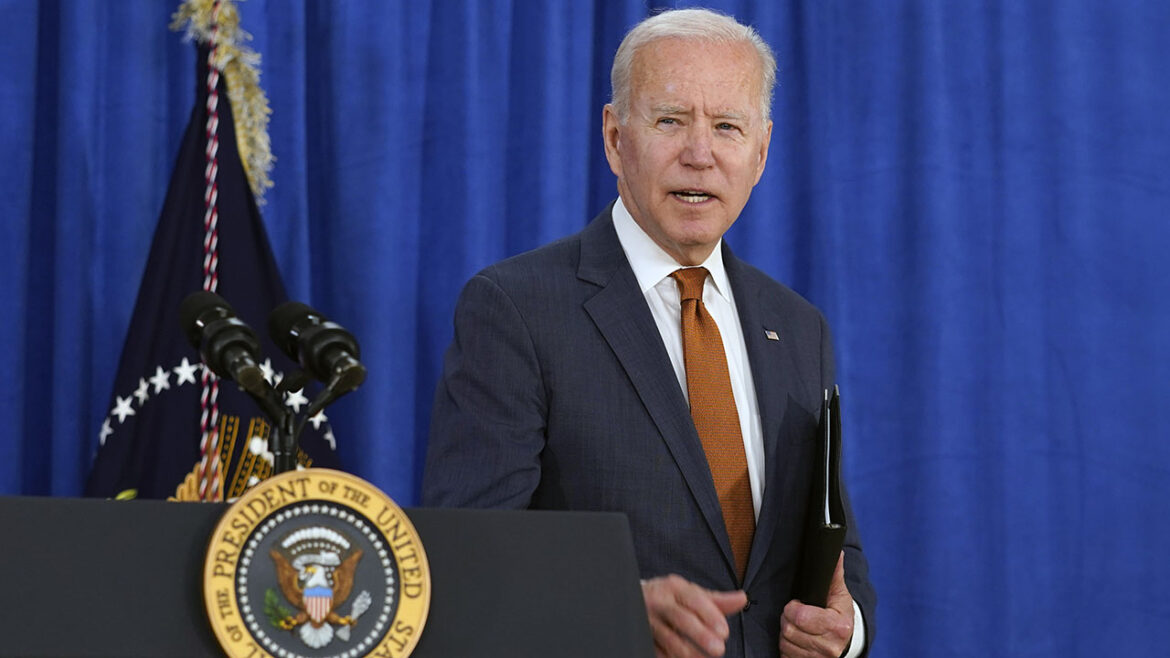 Biden's Tree of Life synagogue claim not true, White House admits