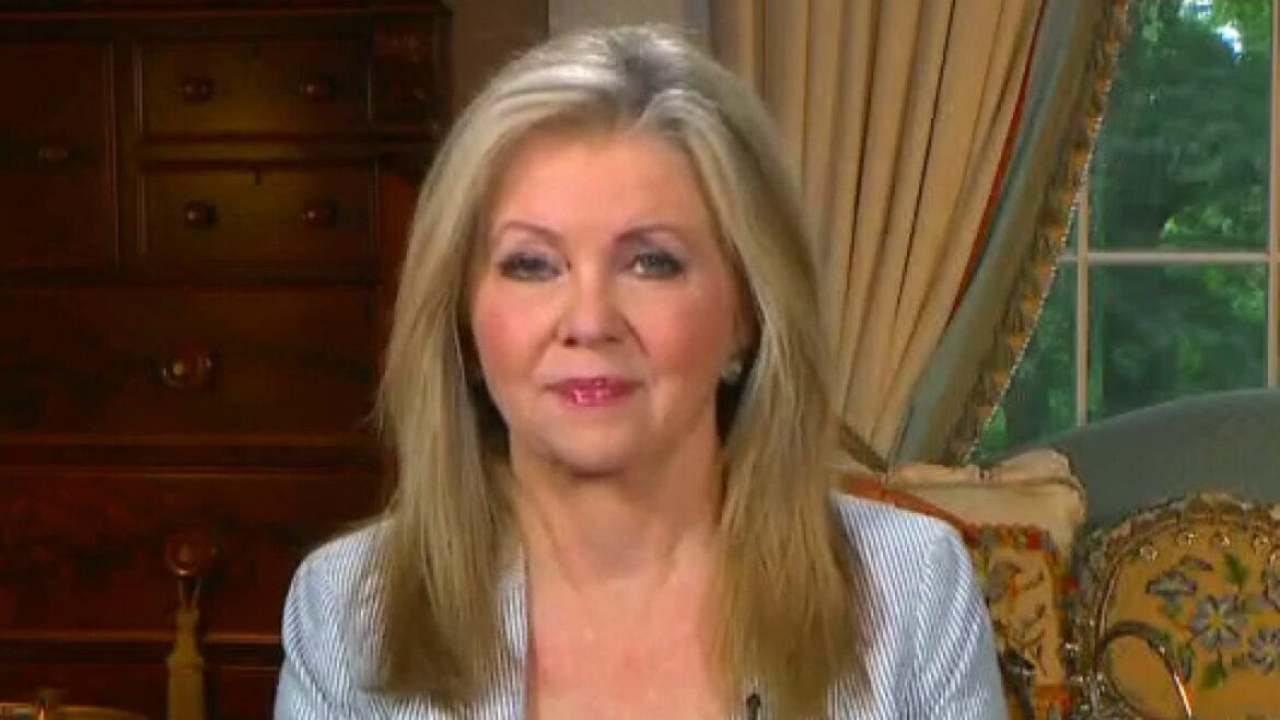Blackburn: It is 'apparent' Biden's Afghanistan withdrawal was inconsistent with military advice