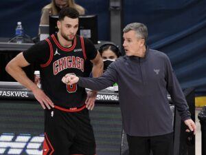 Bulls' Billy Donovan isn't ready for playoff tickets to be printed yet