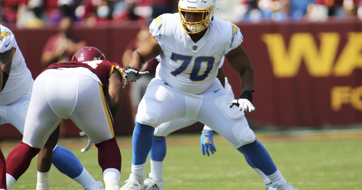 Chargers first-round draft pick Rashawn Slater was as good as advertised in NFL debut