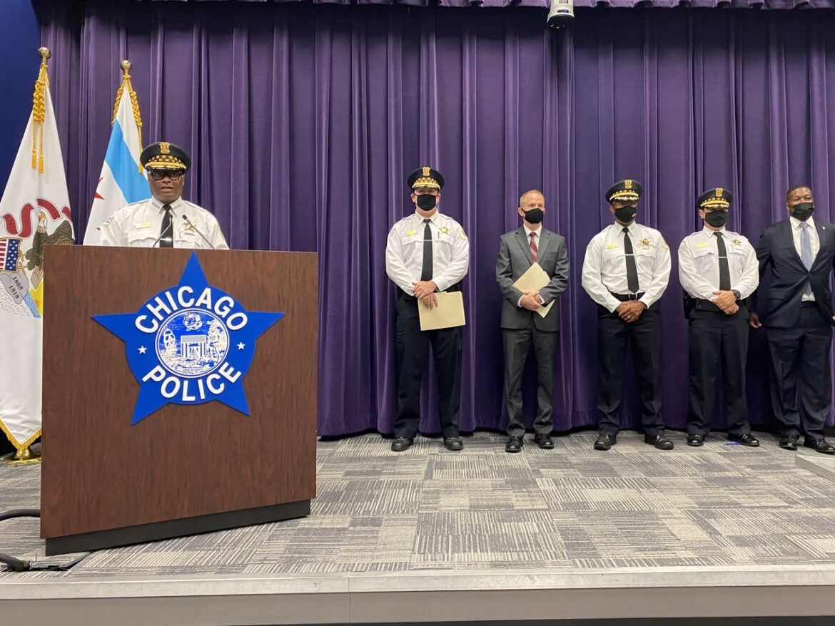 Chicago police lay out crimefighting plan for Labor Day; officers' planned time off won't be canceled