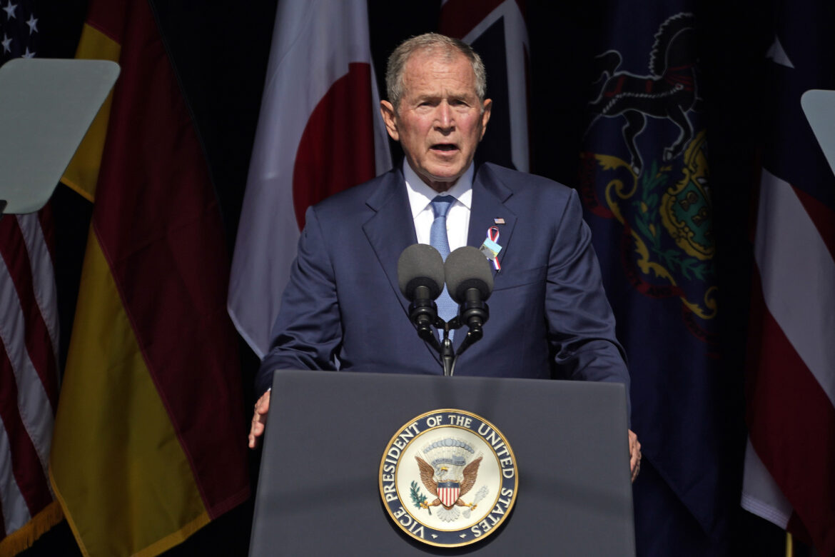 'Children of the Same Foul Spirit': Bush Draws Parallels Between Domestic Extremists, 9/11 Terrorists