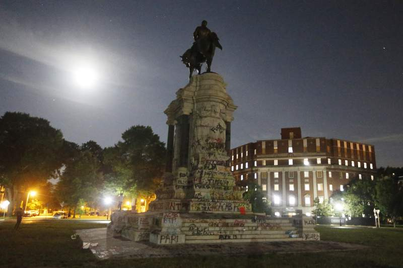 Gen. Lee statue can be removed, Virginia Supreme Court rules
