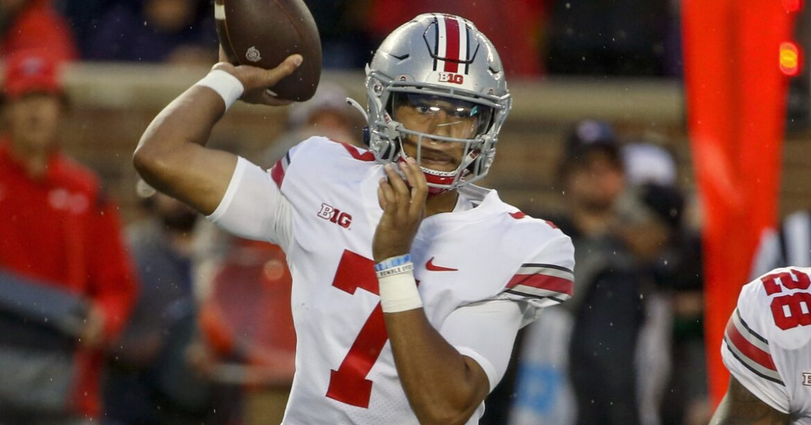College football: C.J. Stroud leads No. 4 Ohio State past Minnesota in opener