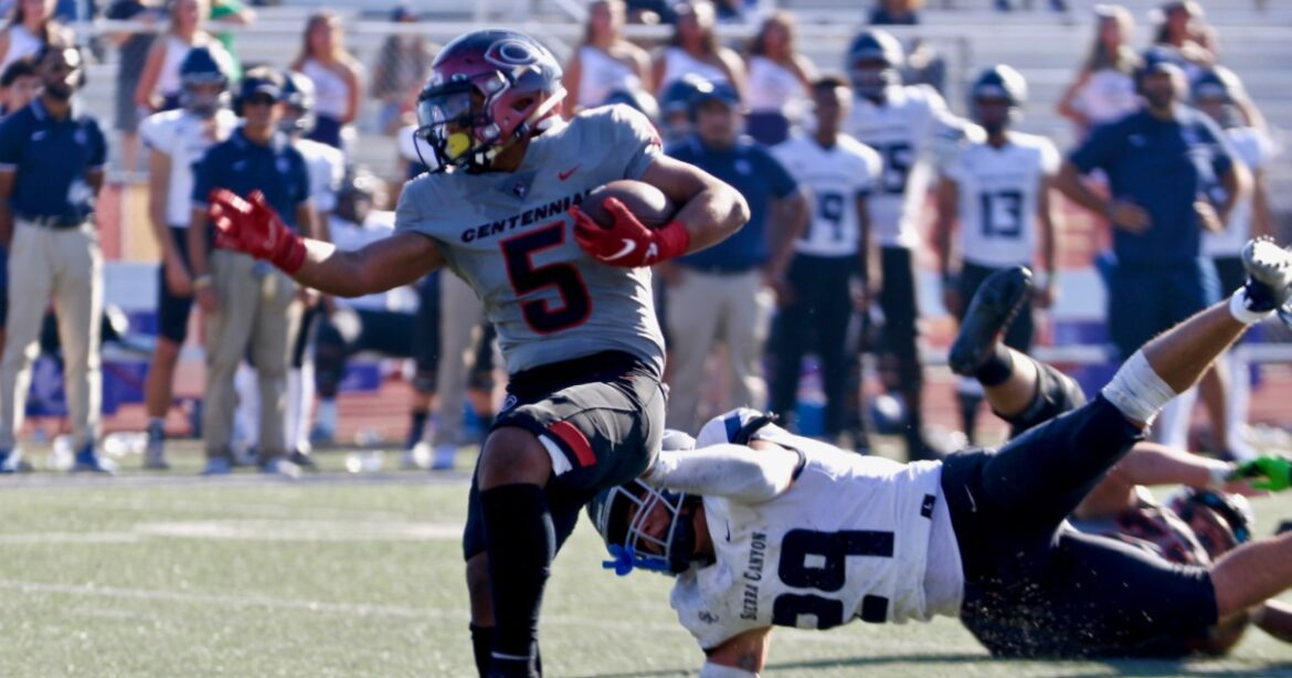 Corona Centennial grinds out Honor Bowl win over Chatsworth Sierra Canyon