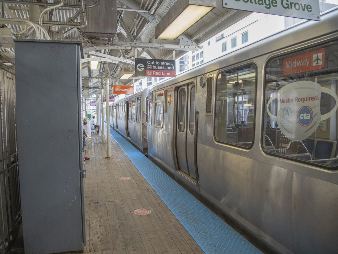 CTA to require all employees get fully vaccinated against COVID-19
