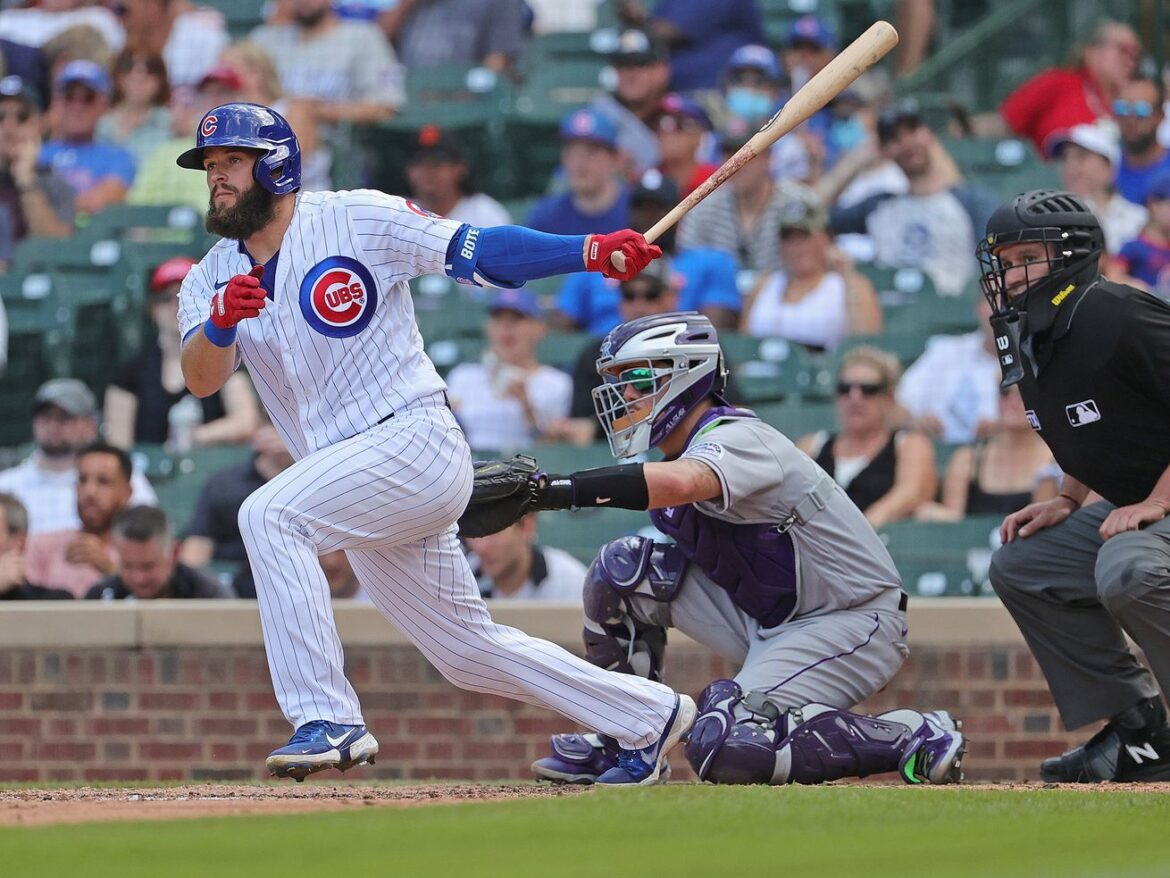 Cubs activate David Bote (ankle) from injured list