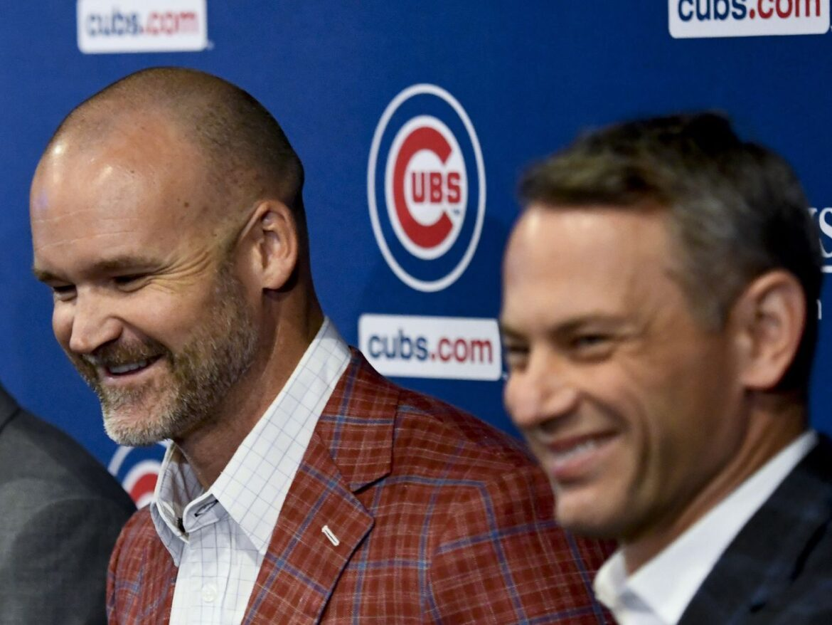 Cubs' David Ross, Jed Hoyer test positive for COVID-19