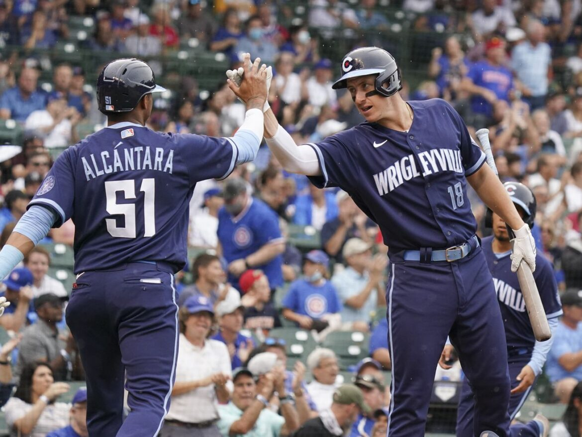 Cubs edge Pirates again for (gasp!) fourth straight victory