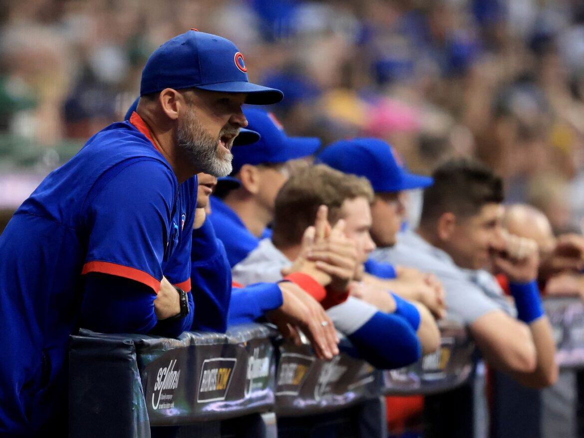 David Ross still trying to grow as manager as second season comes to a close