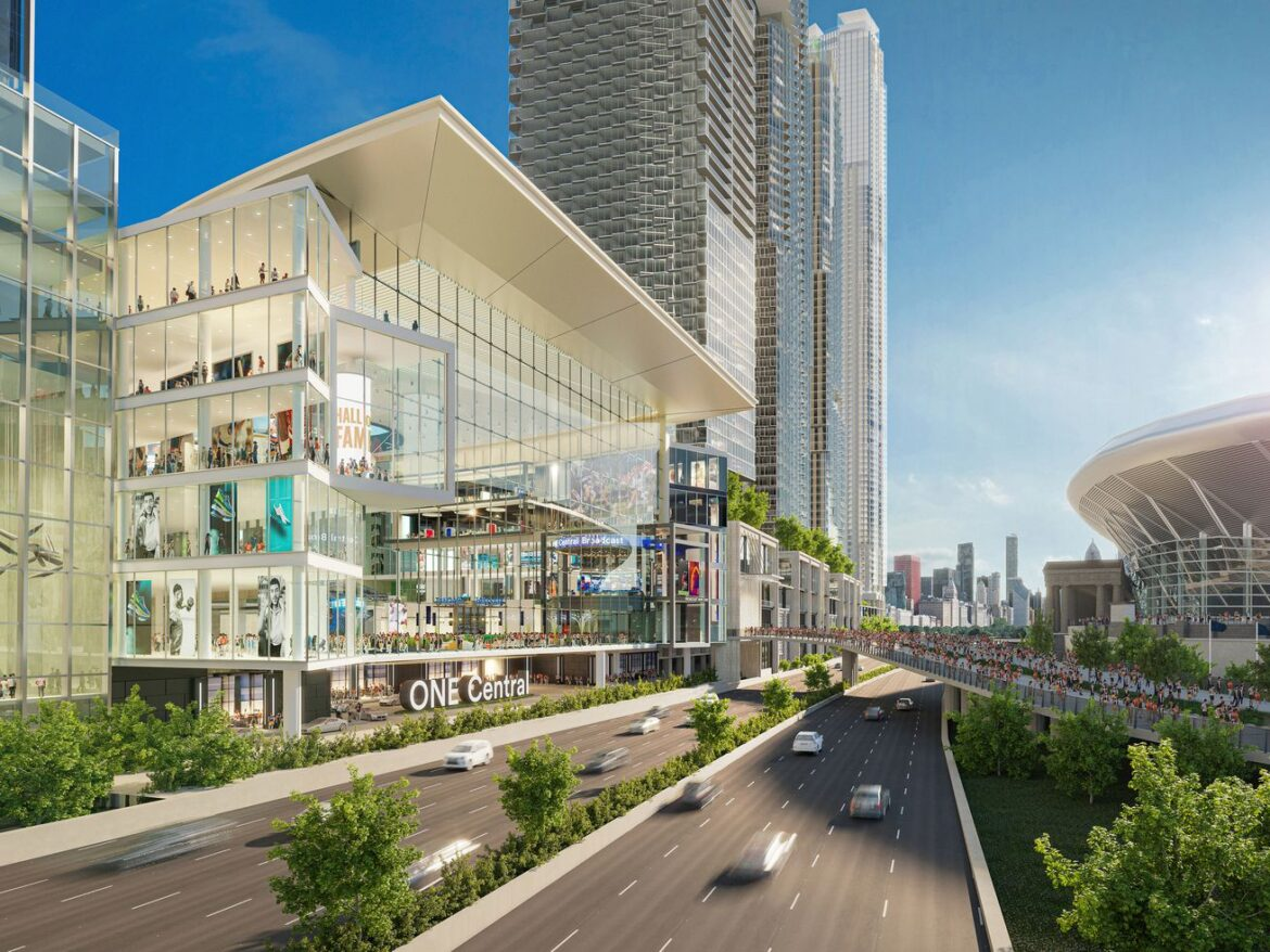 Developer sees One Central project as where Chicago goes to grow
