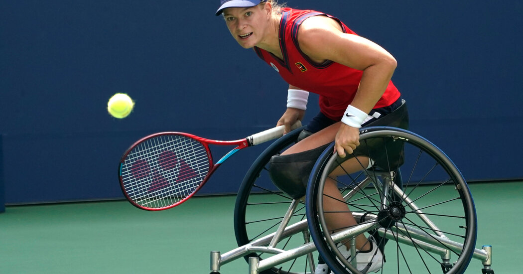 Diede de Groot and Dylan Alcott Did What Novak Djokovic Could Not
