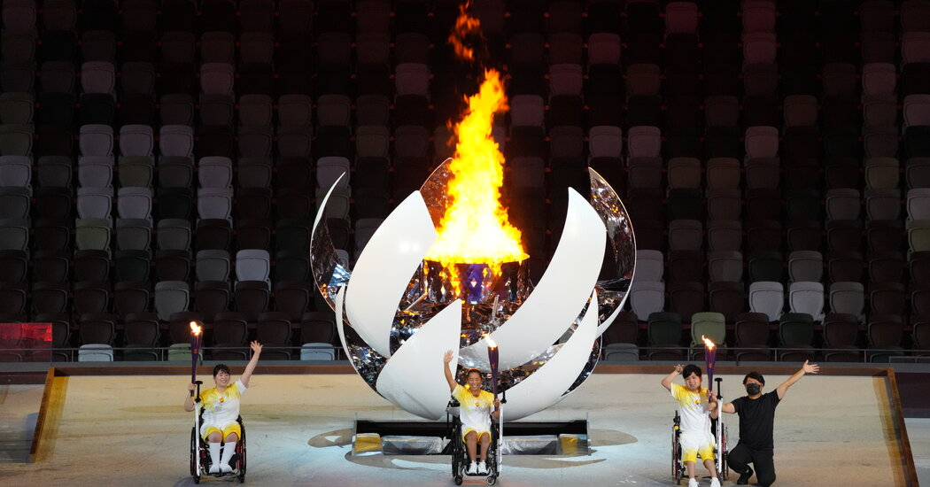 Dispatch From the Paralympics