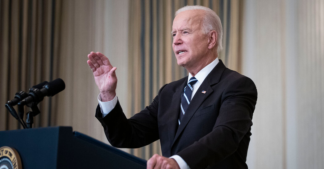 Biden's New Vaccine Requirements Draw Praise, Skepticism and Outrage