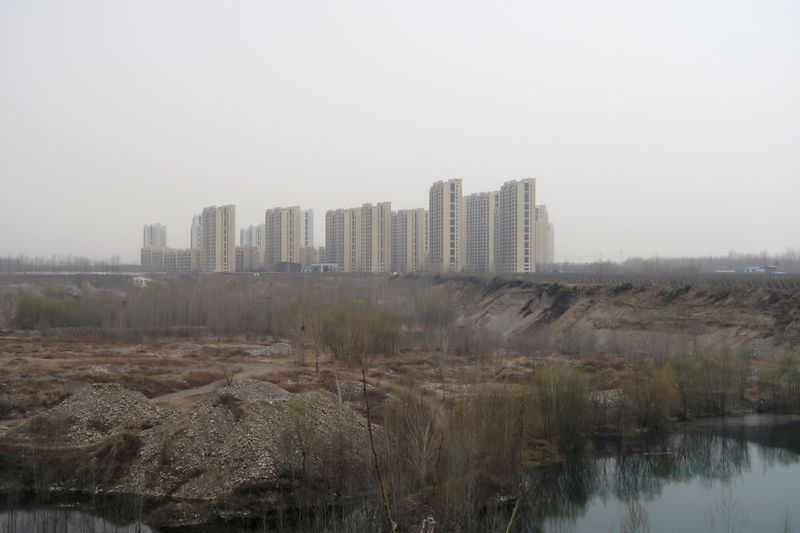 China's new home prices grow at slowest pace in eight months in August