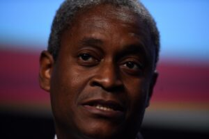 """Fed's Bostic: U.S. job market in a """"jumble,"""" but economy on firm footing"""