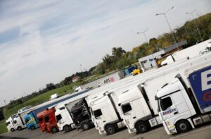 'No thank you, Prime Minister', Polish trucker says to British Christmas visa offer