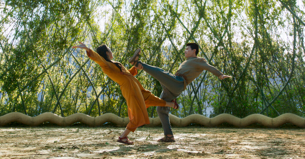 Why 'Shang-Chi' Isn't a Hit in China