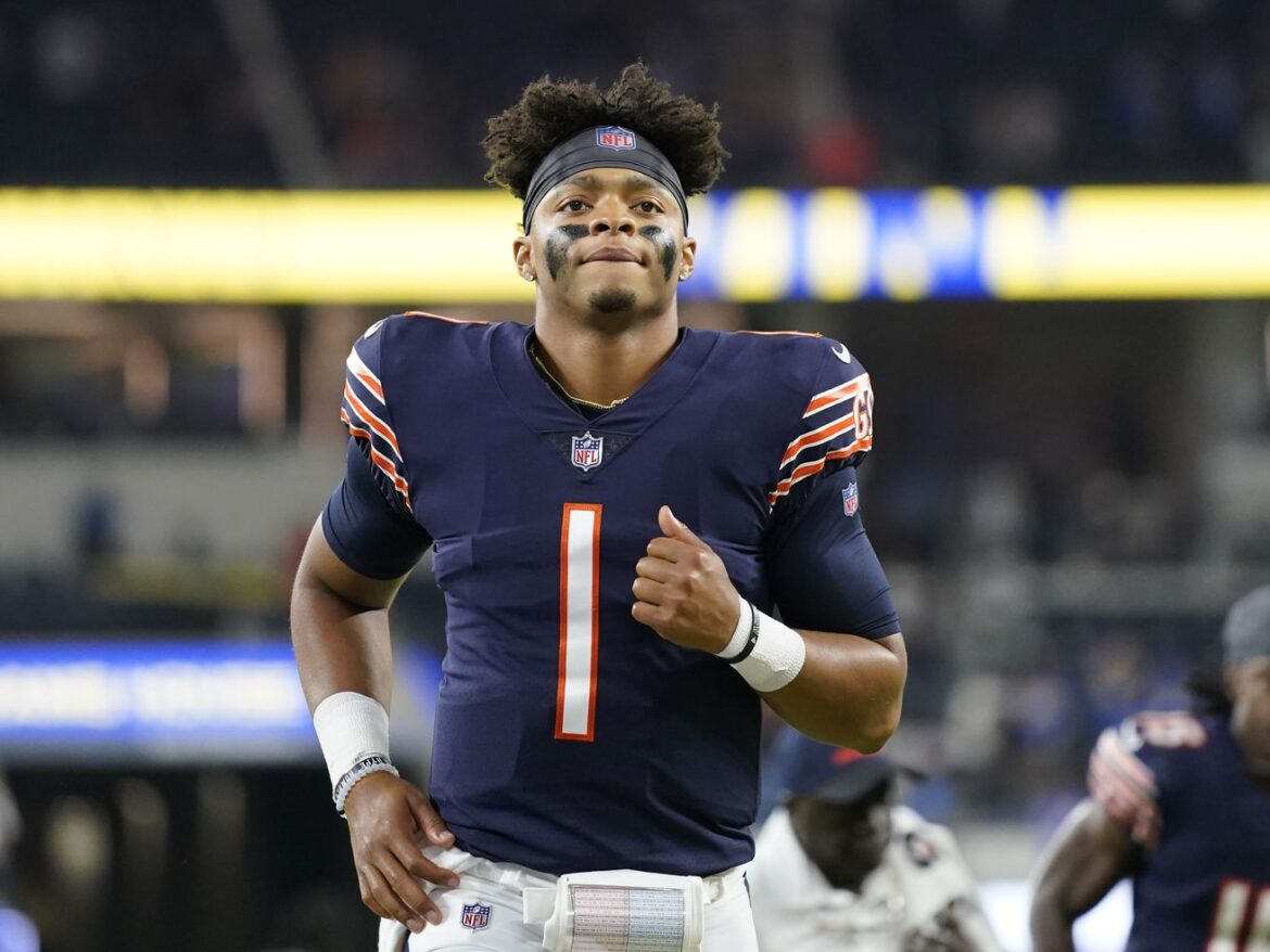 Do you trust Matt Nagy when it comes to Bears QBs Justin Fields, Andy Dalton?